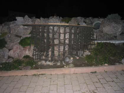 Trestle bei Nacht